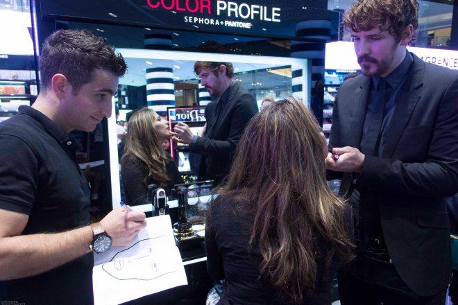 Gucci Make-up event Seph DM-102