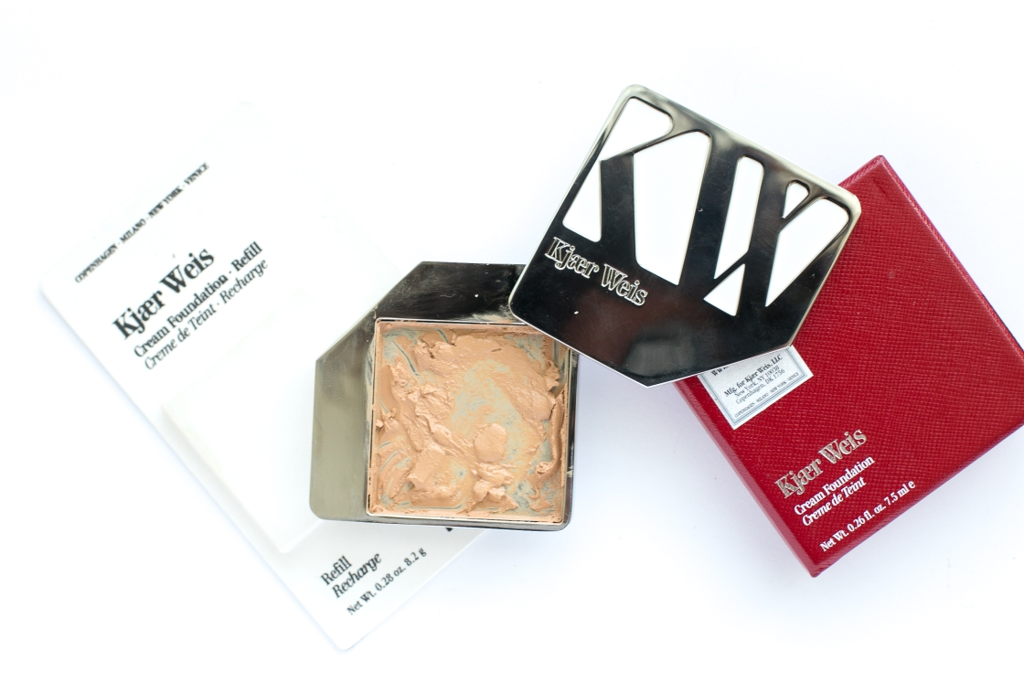 Review of Kjaer Weis Cream Foundation in Illusion