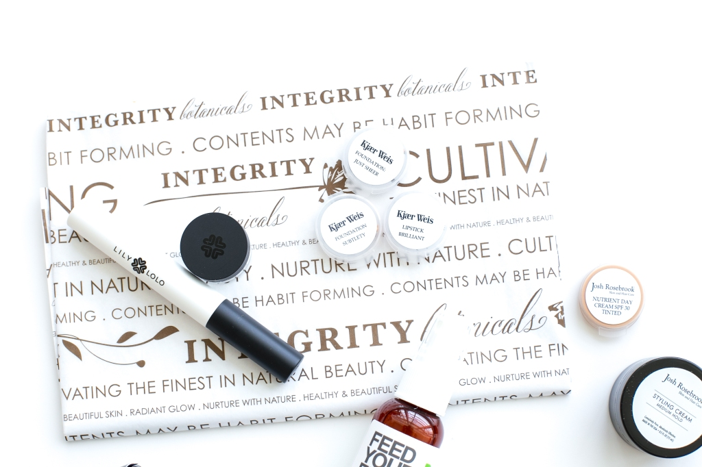 Buy clean beauty brands and products from Integrity Botanicals
