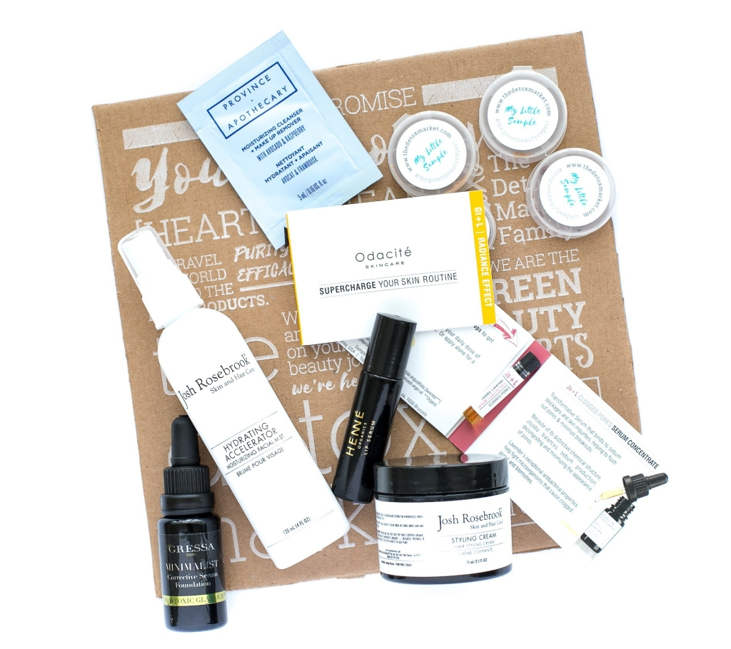 Buy clean beauty brands and products from The Detox Market