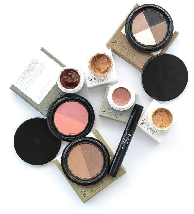 Manasi7 Organic Makeup Review