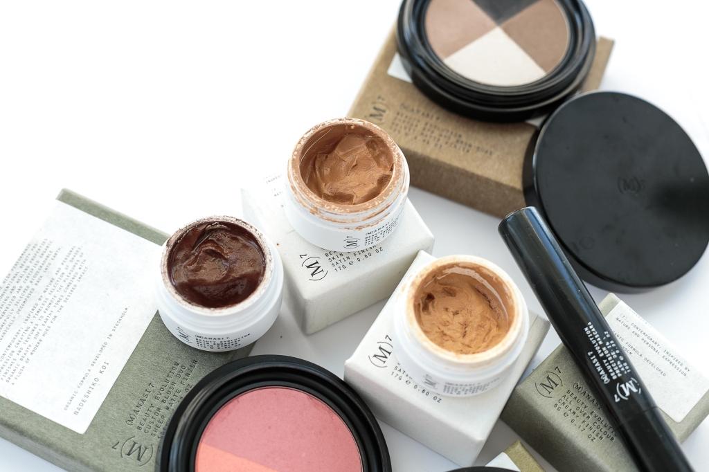 Manasi7 Skin Enhancer review - Sarcoline, Beechwood, Jamoca