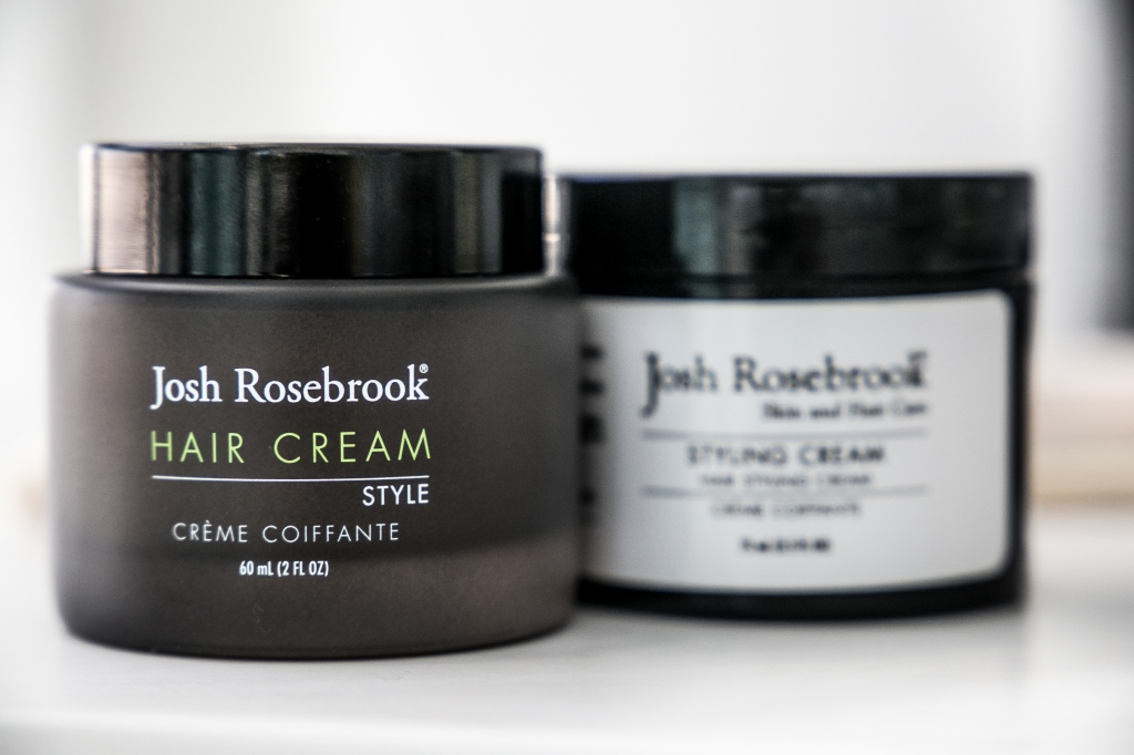 Josh Rosebrook Hair Cream review, formerly known as Styling Cream