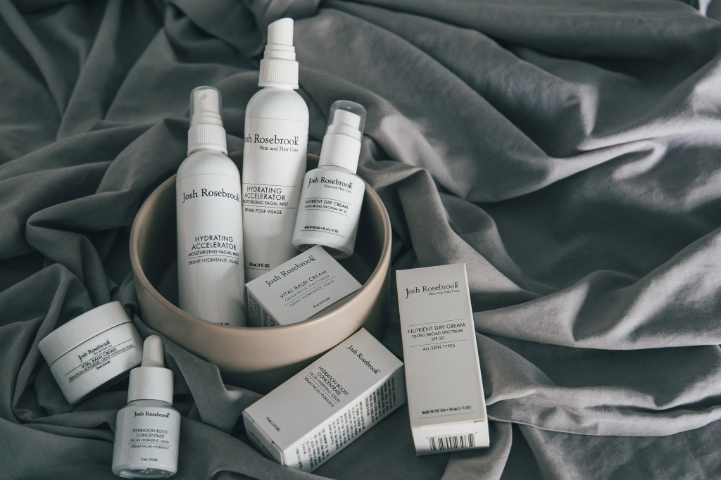 Josh Rosebrook skincare review