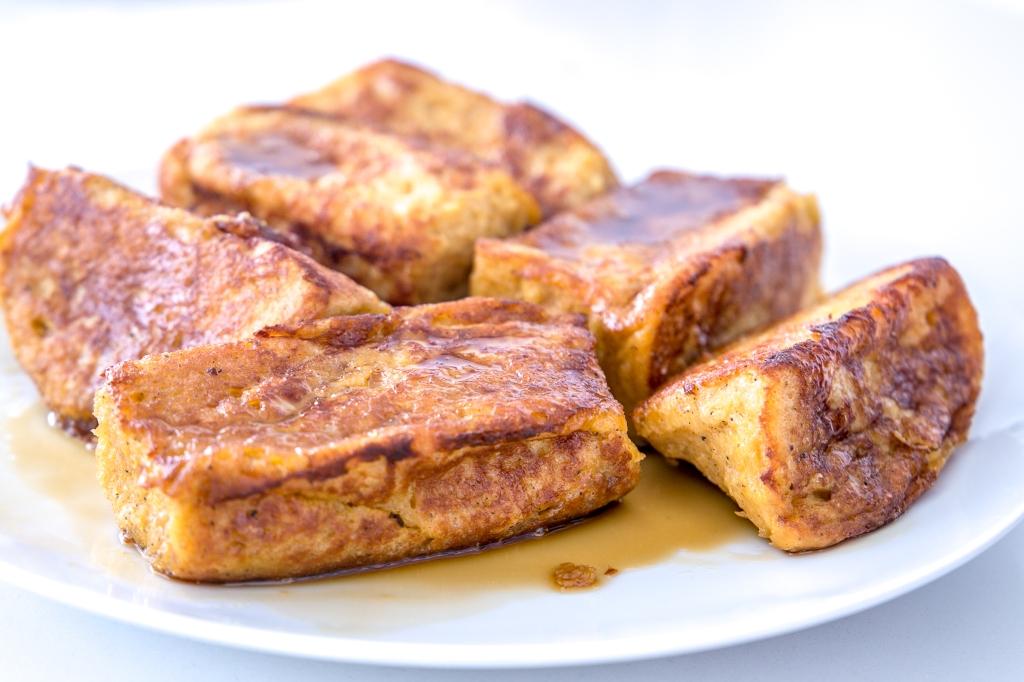 Healthy French Toast recipe