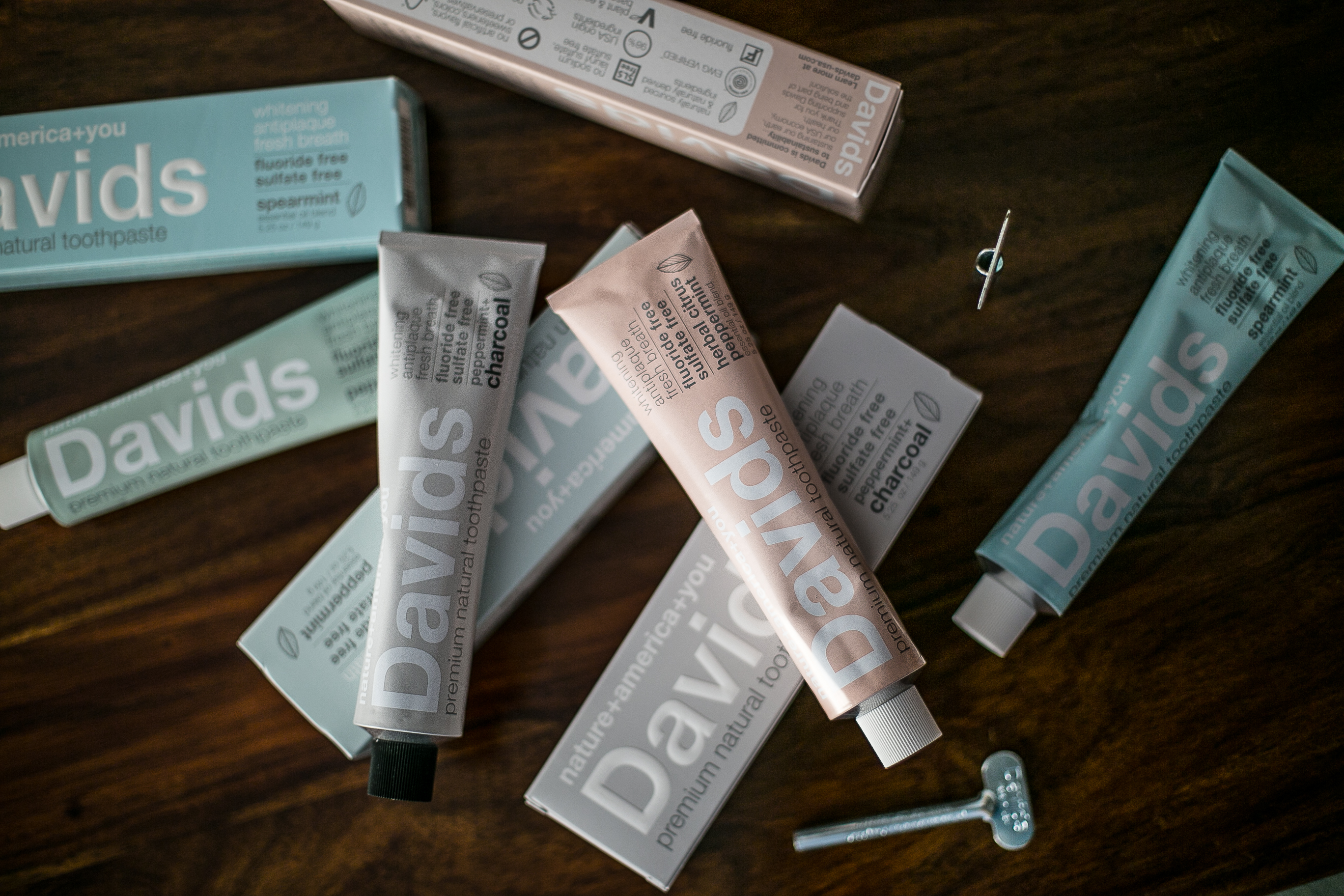 davids toothpaste review