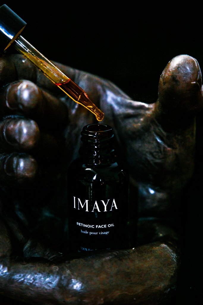 Imaya Beauty Retinoic Oil review, Imaya beauty oil review, aguaje oil skincare benefits, buriti oil skincare review