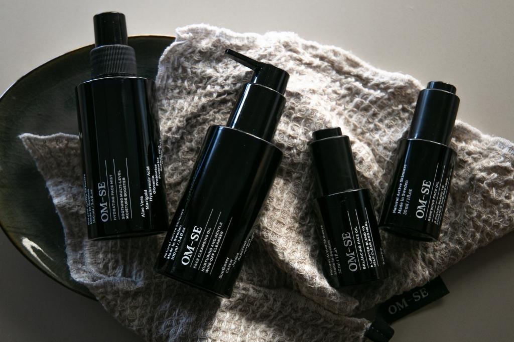 OM-SE review, OM-SE skincare review, OM-SE organic skincare review